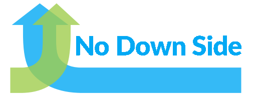 No Down Side Logo